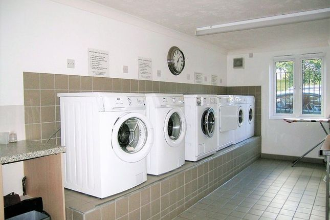 Communal Washing Area