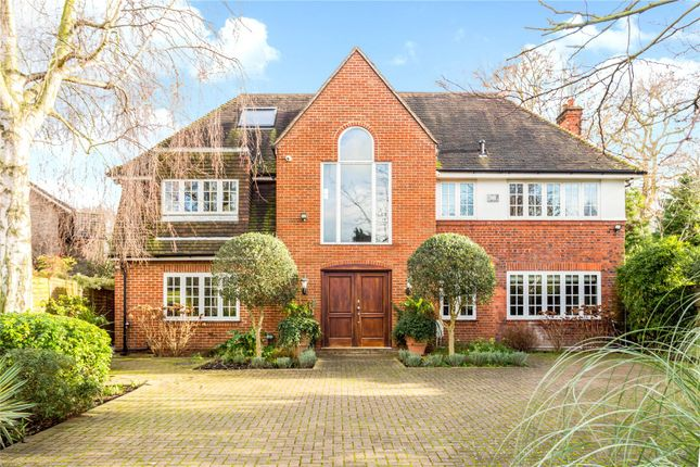 Thumbnail Detached house for sale in Milnthorpe Road, London