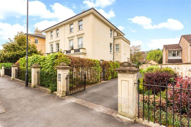 Thumbnail Flat for sale in Henrietta Villas, Henrietta Road, Bath