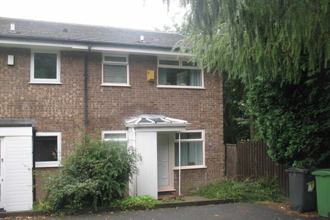 Thumbnail End terrace house to rent in Higher Ridings, Bromley Cross, Bolton