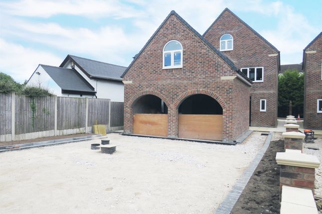 Thumbnail Detached house for sale in Farley Road, Derby