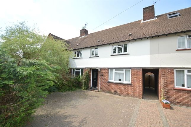 4 bed terraced house for sale in Longmore Road, Hersham, Walton-On-Thames