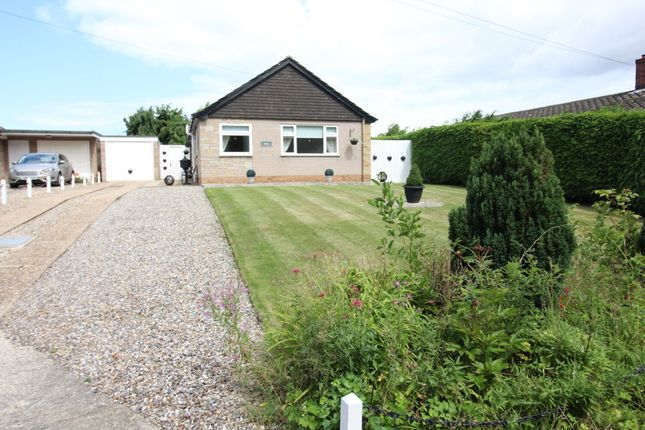 Thumbnail Detached bungalow for sale in Low Road, Rollesby, Great Yarmouth