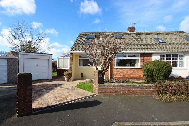 Thumbnail Semi-detached house for sale in Deneway, Rowlands Gill