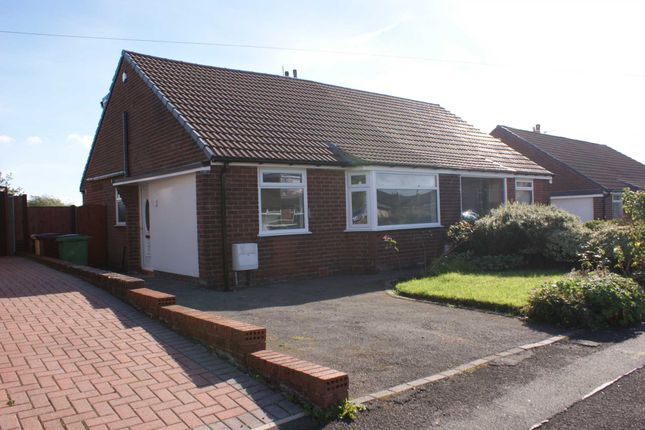 Thumbnail Semi-detached bungalow for sale in Lords Stile Lane, Bromley Cross, Bolton