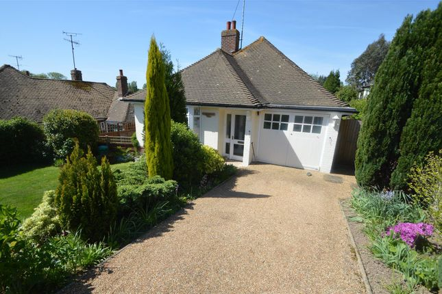 Thumbnail Detached bungalow for sale in The Highlands, Bexhill-On-Sea