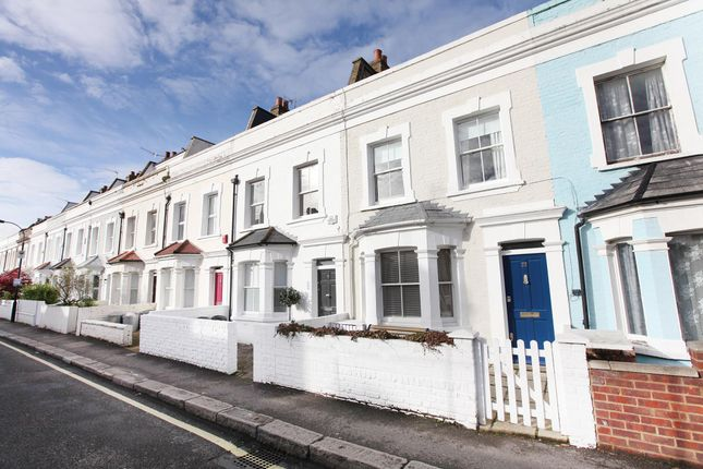 Thumbnail Terraced house to rent in Novello Street, London
