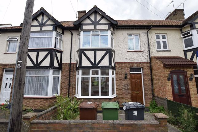 Thumbnail Terraced house to rent in Essex Road, Borehamwood, Hertfordshire
