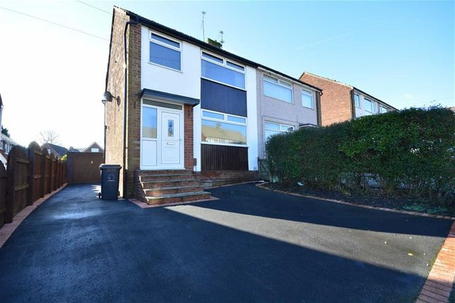 Thumbnail Semi-detached house to rent in Cardigan Avenue, Oswaldtwistle, Accrington