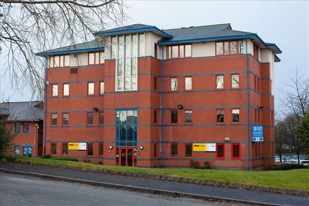 Thumbnail Office for sale in Unit Sovereign Business Park, Kings Croft Court, Wigan, Lancashire