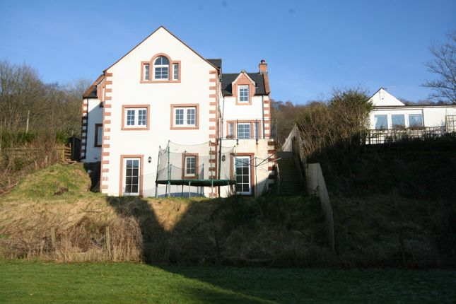 Thumbnail Detached house for sale in Old Edinburgh Road, Moffat