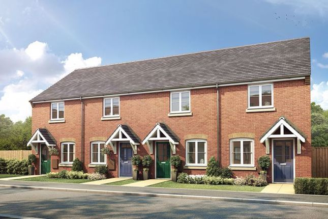 Thumbnail Terraced house for sale in The Hereford @ Whittlesey Green, Whittlesey, Peterborough