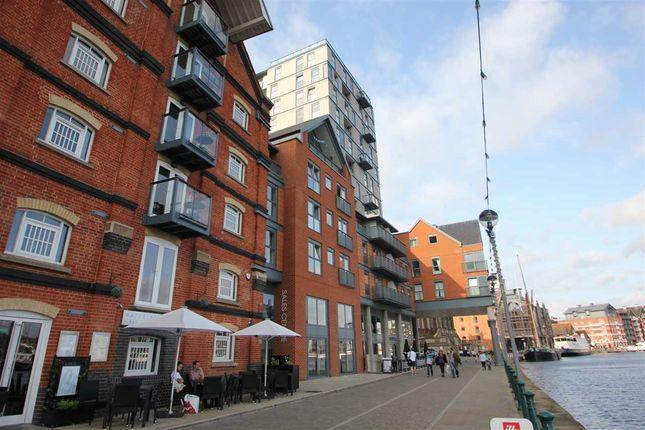 2 bedroom flat to rent in The Cambria, Regatta Quay, Ipswich