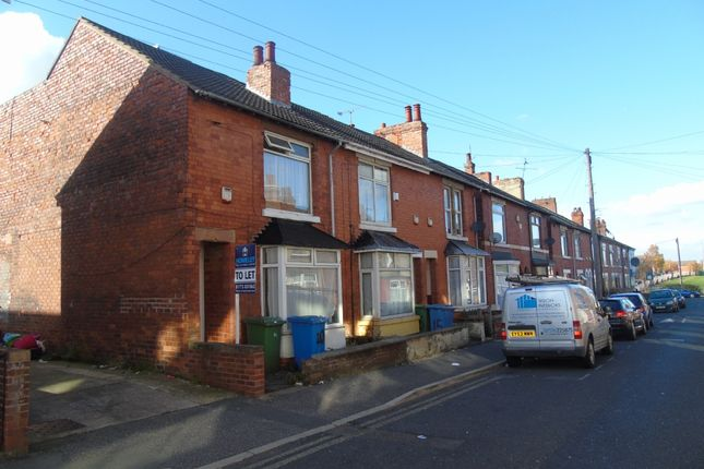 Thumbnail Semi-detached house to rent in Milton Street, Mansfield