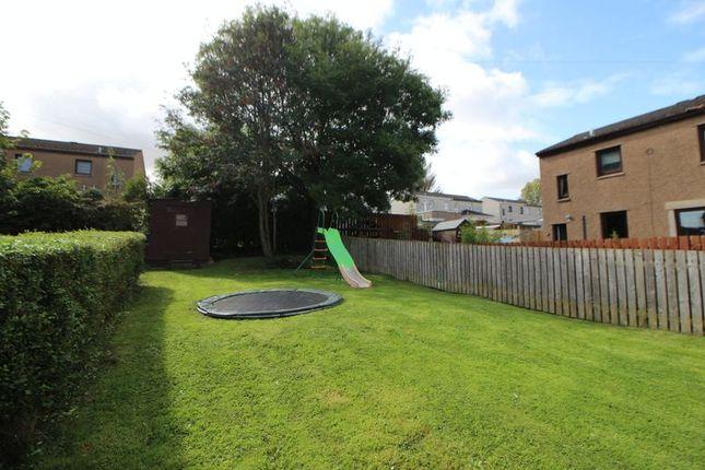 Garden of Cleish Gardens, Kirkcaldy KY2