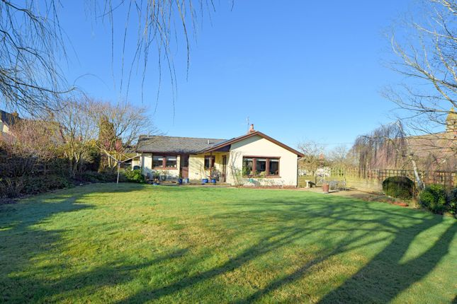 Thumbnail Detached bungalow for sale in Ashill, Cullompton