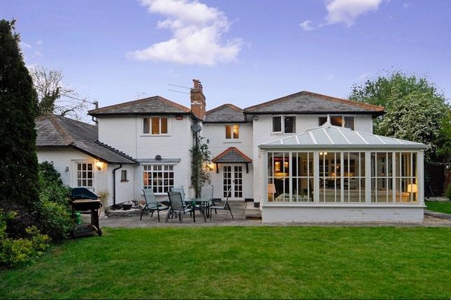 Thumbnail Property for sale in Greensward Lane, Arborfield, Berkshire