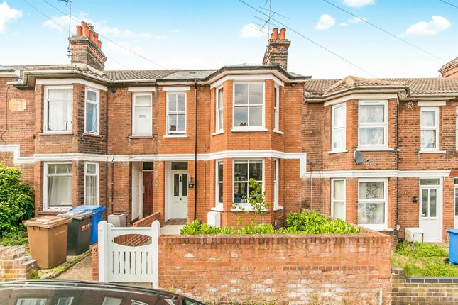 4 bed terraced house for sale in Philip Road, Ipswich
