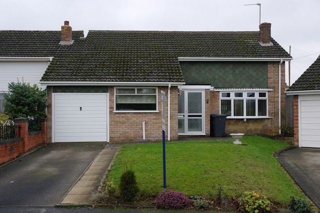 Thumbnail Bungalow to rent in Clinton Crescent, Burntwood