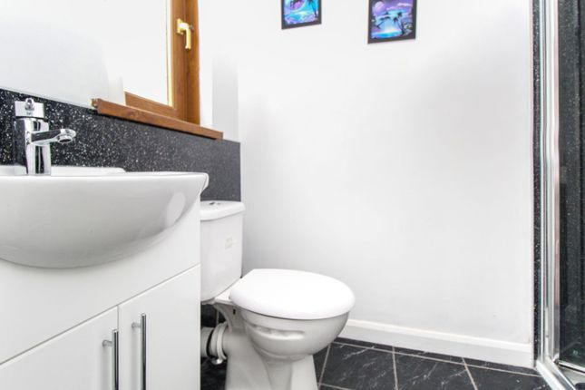 Master En-Suite of Cove Circle, Cove, Aberdeen AB12