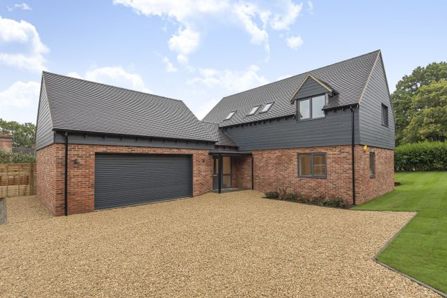 Thumbnail Detached house for sale in Stane Street, Slinfold