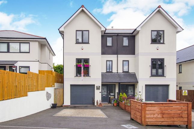 Thumbnail Semi-detached house for sale in Woodside Road, Kingswood, Bristol