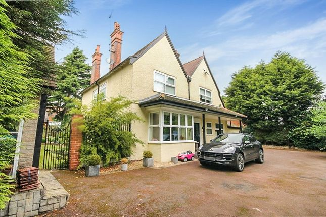 Thumbnail Detached house for sale in Leeming Lane South, Mansfield Woodhouse, Mansfield, Nottinghamshire