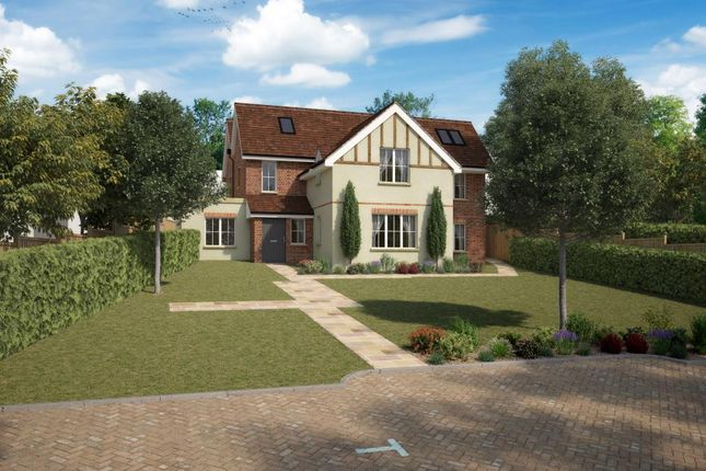 Thumbnail Flat for sale in Cumnor Hill, Oxford