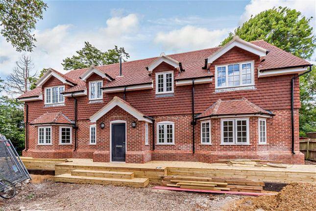 Thumbnail Detached house for sale in Turners Oak, Vicarage Close, Old Malden, Worcester Park