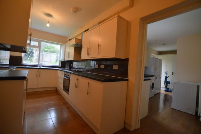 Thumbnail Semi-detached house to rent in Greenhill Road, Clarendon Park
