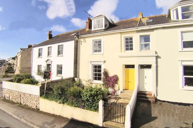 Thumbnail Terraced house for sale in Penwerris Terrace, Falmouth