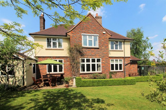 Thumbnail Detached house for sale in Oriental Road, Woking