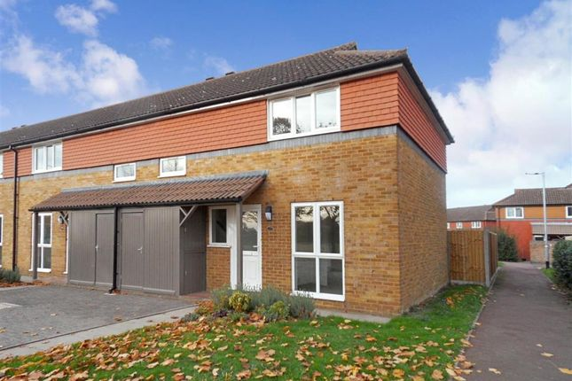 2 bed end terrace house for sale in Talavera Road, Canterbury, Kent