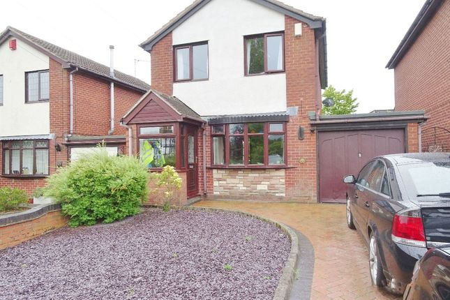 Thumbnail Detached house to rent in Sandon Road, Cresswell, Stoke-On-Trent