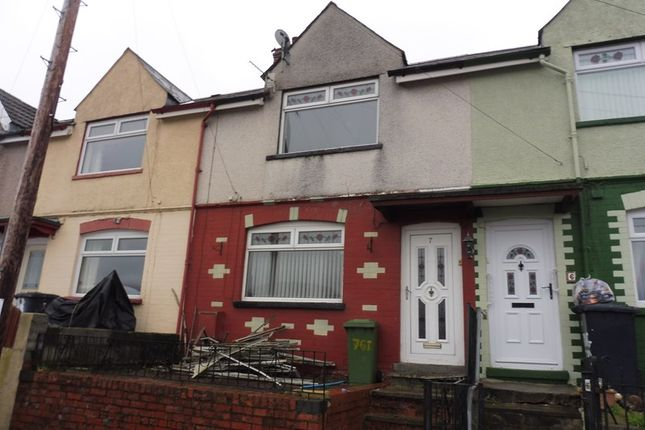 Thumbnail Terraced house for sale in Graig Terrace, Abercwmboi, Aberdare