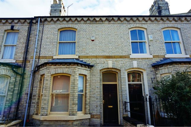 Thumbnail Terraced house for sale in Millfield Road, York