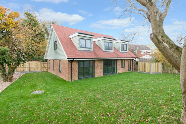 Thumbnail Detached house for sale in Chart Road, Kingsnorth, Ashford