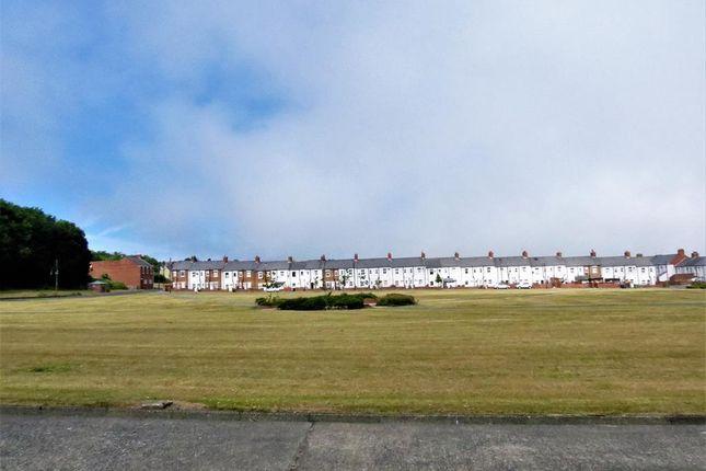 Park Views of Baldwin Street, Easington Colliery, County Durham SR8