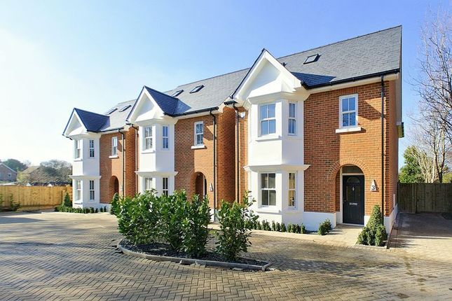 Thumbnail Detached house for sale in Ormonde Avenue, Chichester