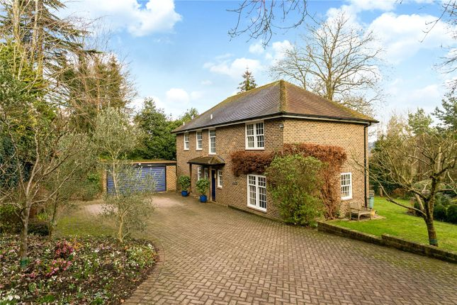 Thumbnail Detached house for sale in Highfield Park, Marlow, Buckinghamshire
