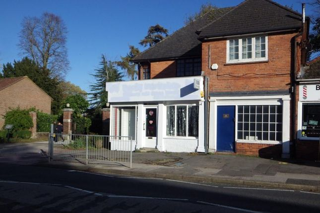 Thumbnail Retail premises to let in Hackwood Road, Basingstoke