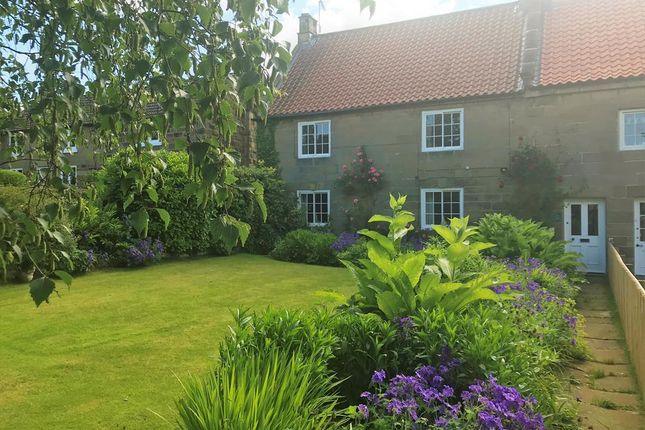 Thumbnail Semi-detached house for sale in Over Silton, Thirsk