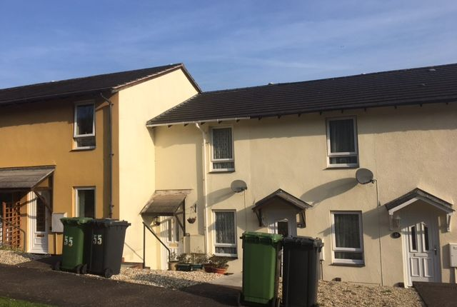Thumbnail Terraced house to rent in Chelmsford Road, Exeter