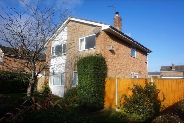 Thumbnail Detached house for sale in Robin Way, Chipping Sodbury