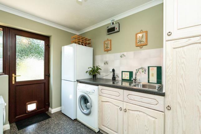 Utility Room of Basingstoke, Hampshire RG23