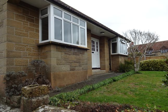 Thumbnail Detached bungalow to rent in East Street, Martock