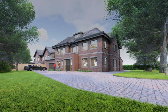 Thumbnail Detached house for sale in Melton Road, West Bridgford, Nottingham
