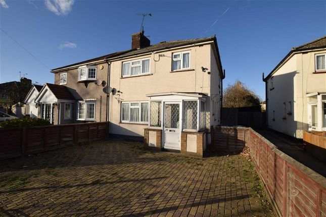 Thumbnail Semi-detached house to rent in Brennan Road, Tilbury, Essex