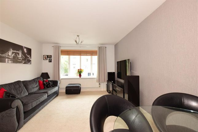 Thumbnail Flat for sale in Keating Close, Rochester, Kent