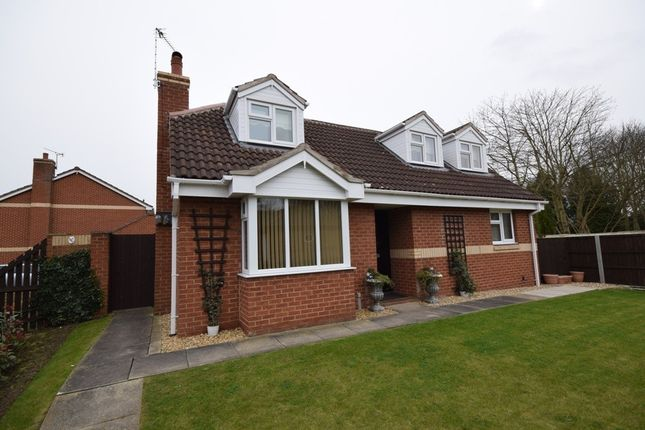 Thumbnail Detached house for sale in Mayfields, Scawthorpe, Doncaster, South Yorkshire